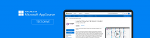 Lasernet dans l'AppSource Microsoft